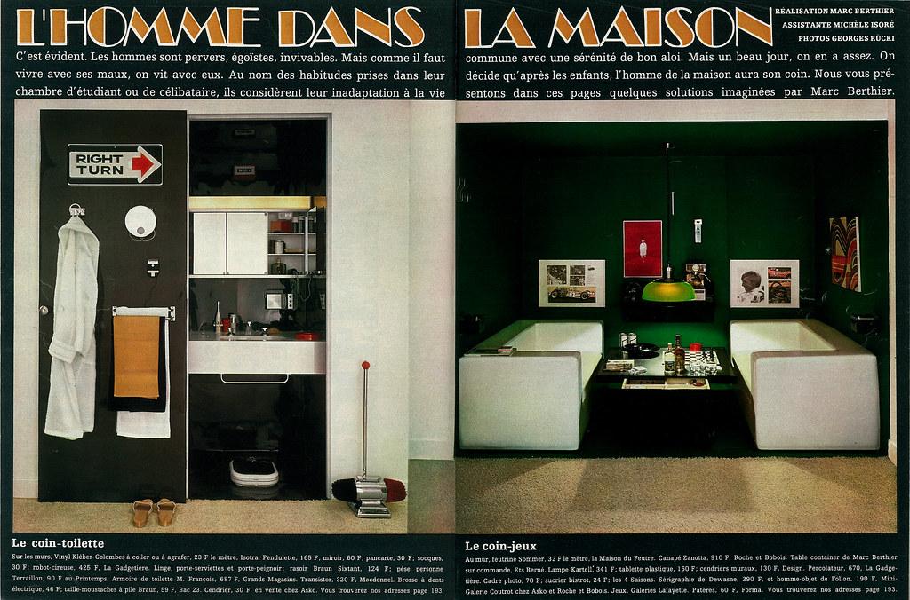 Maison dcoration magazine decoration maison interieur for Revue de decoration interieure