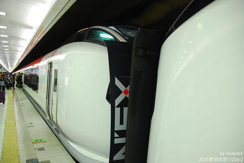 成田特快車(NEX)來了!