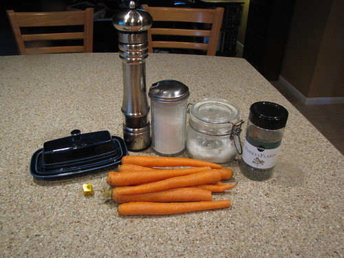 Glazed Carrots Ingredients