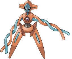 Pokemon Deoxys Distribution Event Australia