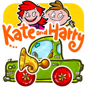 Very Nice Studio - Build a Car with Kate and Harry