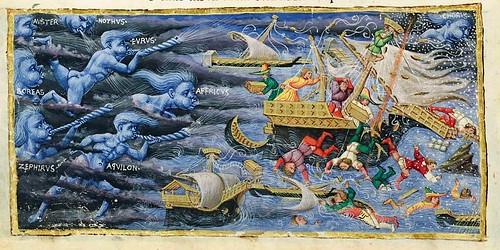 004-Bucolicon-Georgicon-Aeneis-1450-1460- Biblioteca Riccardiana de Florencia
