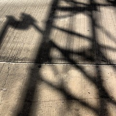#train #station #shadows #streetphotography #vagabond