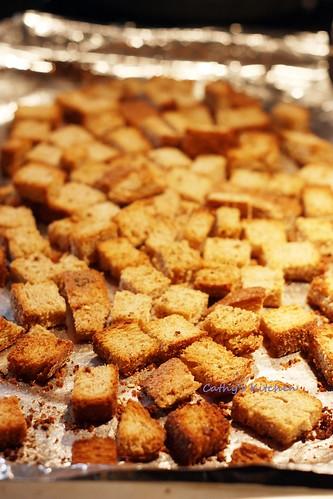 烤麵包丁Croutons  11