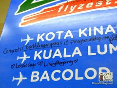 Zest Air: MLA to KK