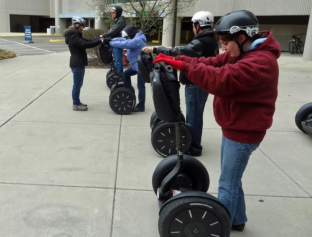 columbus segway riders