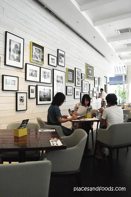 ben's pavilion interior