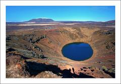 Clear Crater (Kerið)