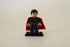LEGO DC Universe Superman: Metropolis Showdown (76002) - Superman