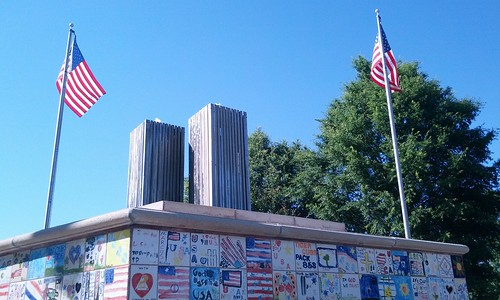 9-11 Fountain