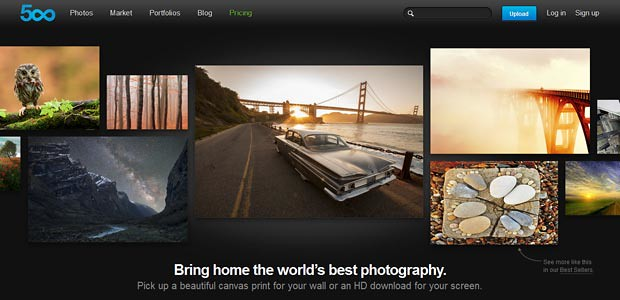List of free and paid photo sharing websites