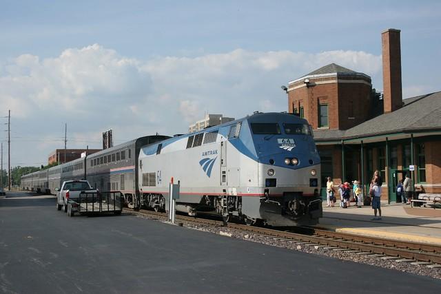 Springfield Il Amtrak Flickr Photo Sharing
