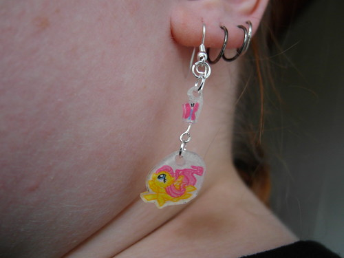New earrings :D