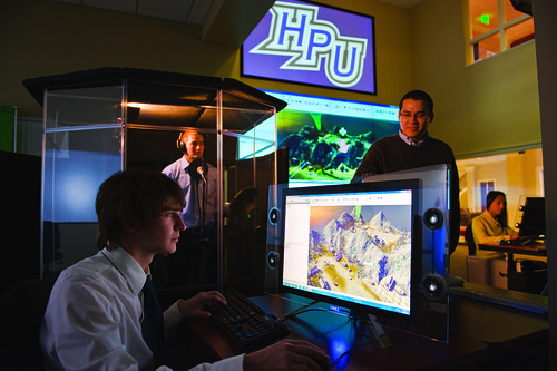 Gaming 2 by HIGH POINT UNIVERSITY