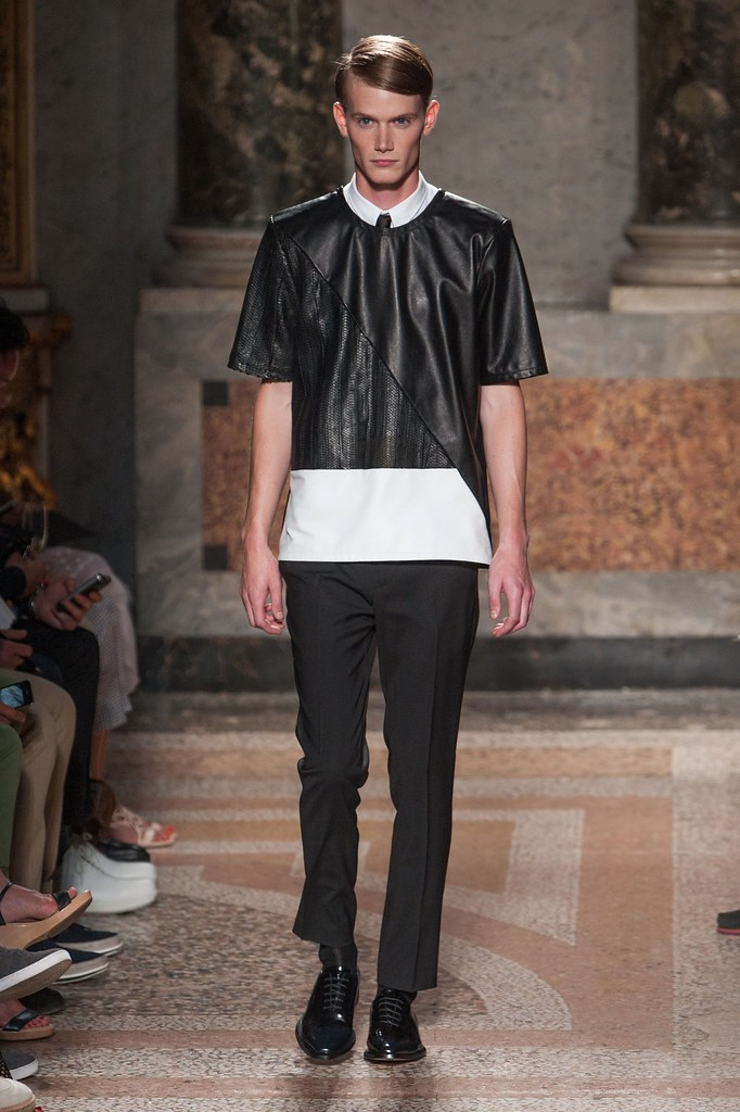 SS14 Milan Les Hommes017_Malcolm de Ruiter(fashionising.com)