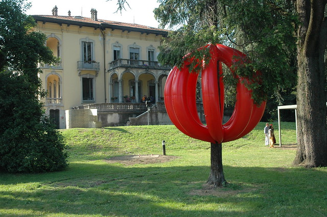 2008- Clicking the Territory, Biblioteca Ceretti, Verbania