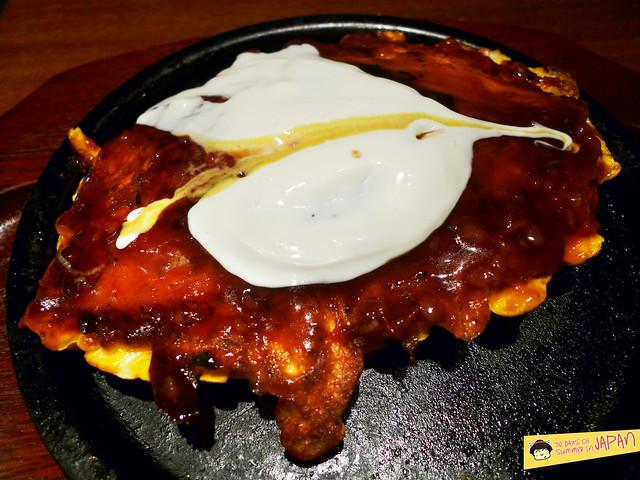 BOTEJYU SAN lidabashi - okonomiyaki