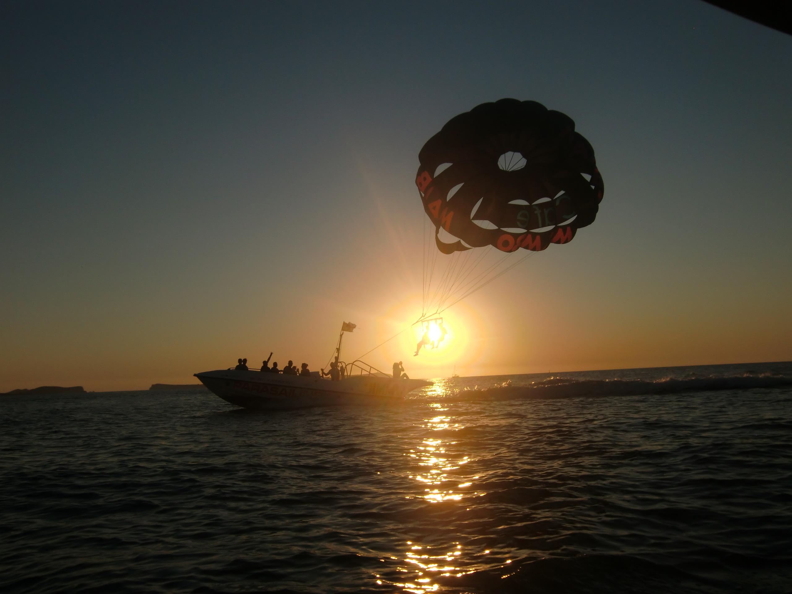 Water sports Ibiza