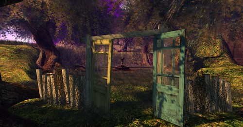 Serenity Gardens by Kara Trapdoor