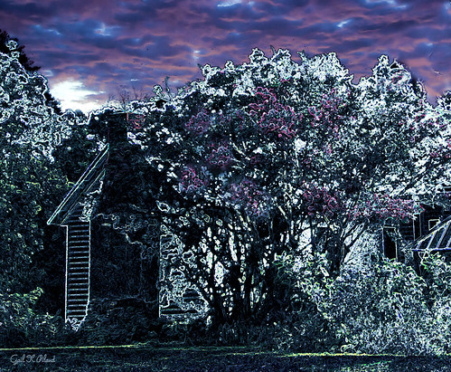 light moon landscape photoart soe hypothetical vividimagination artdigital flickraward awardtree gailpiland