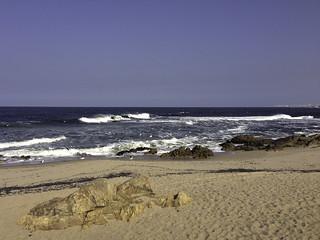 Image of Manantiales Sandy beach. uruguay jog maldonado iphone puntadeleste iphone5 jikatu entrenamientomaratonuruguay