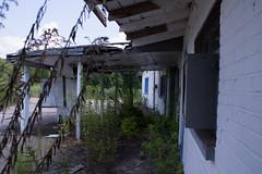 JERRY'S MOTEL (2) ABANDONED IN EUTAW ALABAMA