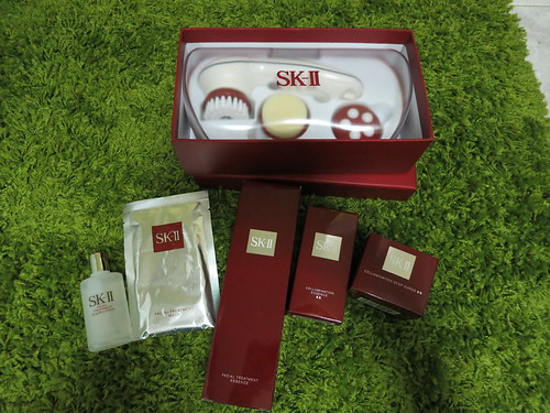 Singapore Lifestyle Blog, Singapore Beauty Blog, nadnut, beauty, SK-II, SK-II Bridal Glow Set, SK-II Bridal Glow Set review, SK-II Facial Treatment Clear Lotion, SK-II Facial Treatment Mask, SK-II Facial Treatment Essence, SK-II Cellumination Essence EX, SK-II Cellumination Deep Surge EX, SK-II 3-in-1 Electric Beauty Bath Set, nadnut wedding