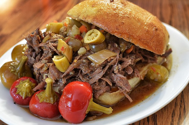 Chicago Style Foods Recipes