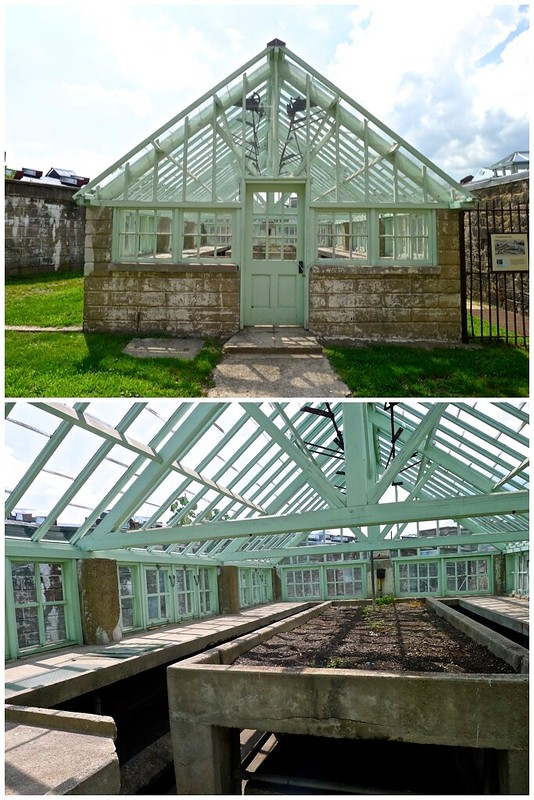 Eastern State Penitentiary Greenhouse