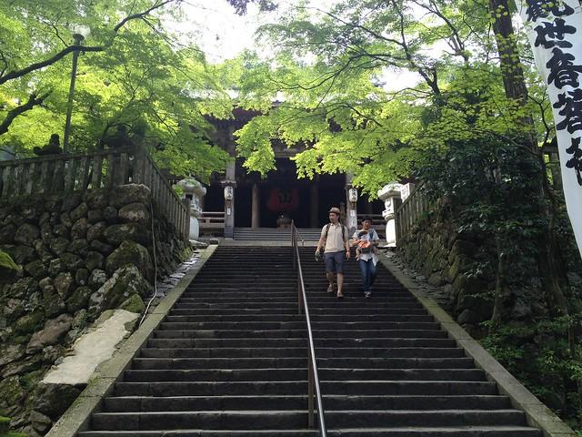 華厳寺 本堂