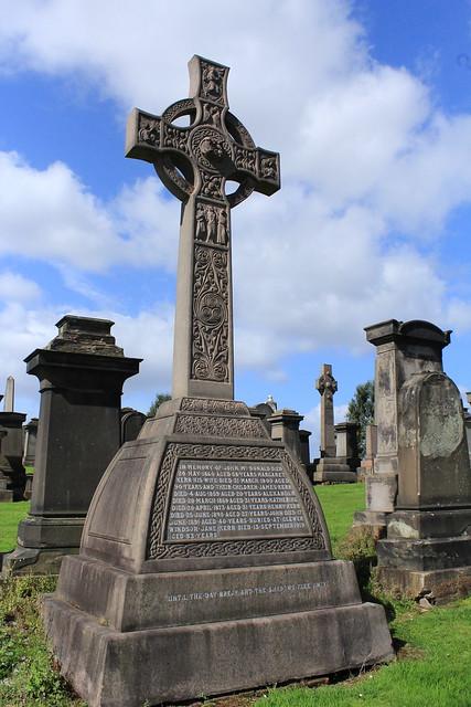Necropolis - Glasgow, Scotland