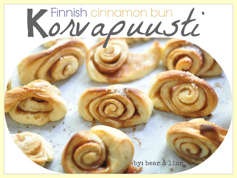 korvapuusti, finnish baking