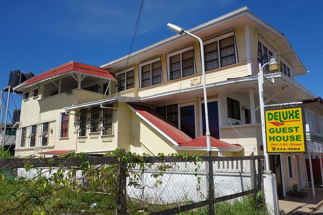 Hotel Deluxe Guest House, New Amsterdam Guiana