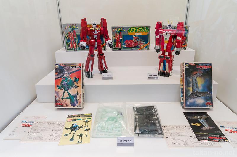 キャラホビ2013-リアルロボット博物館-DSC00489
