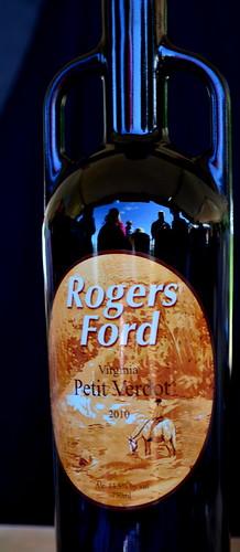 Rogers Ford Petite Verdot