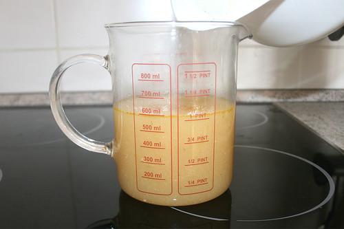 25 - Mit Wasser auf 600ml auffüllen / Refill with water to 600ml