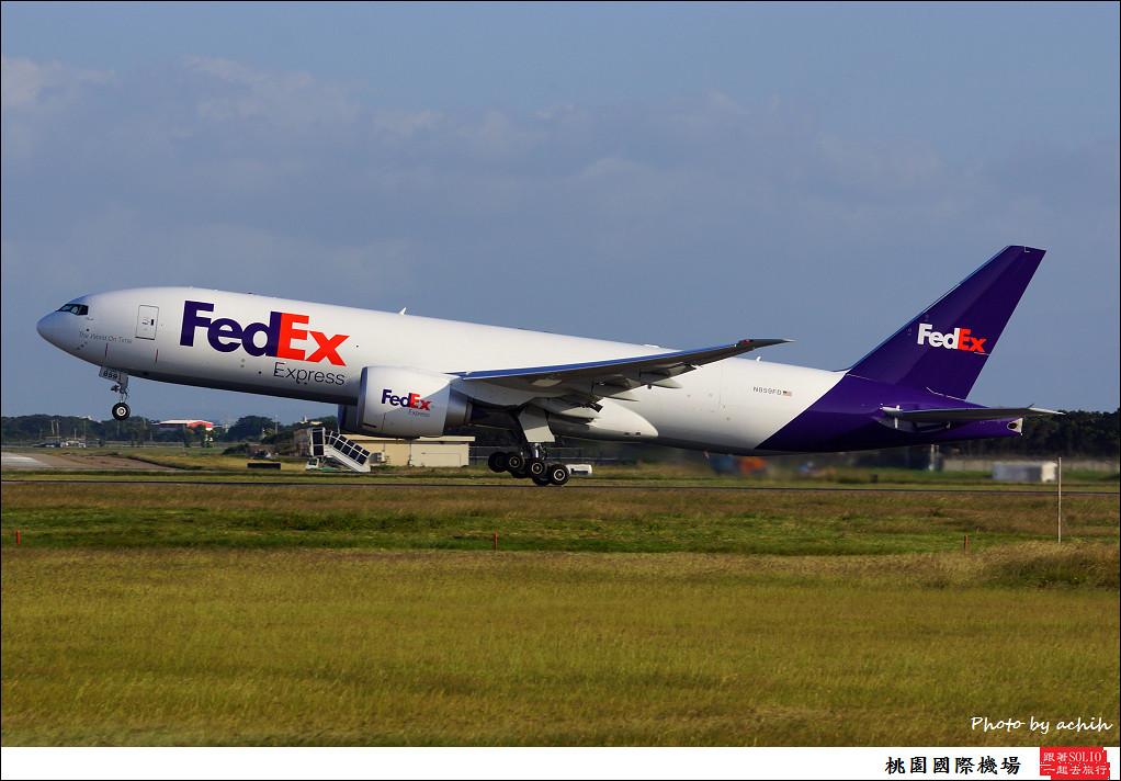 FedEx Express N859FD-002