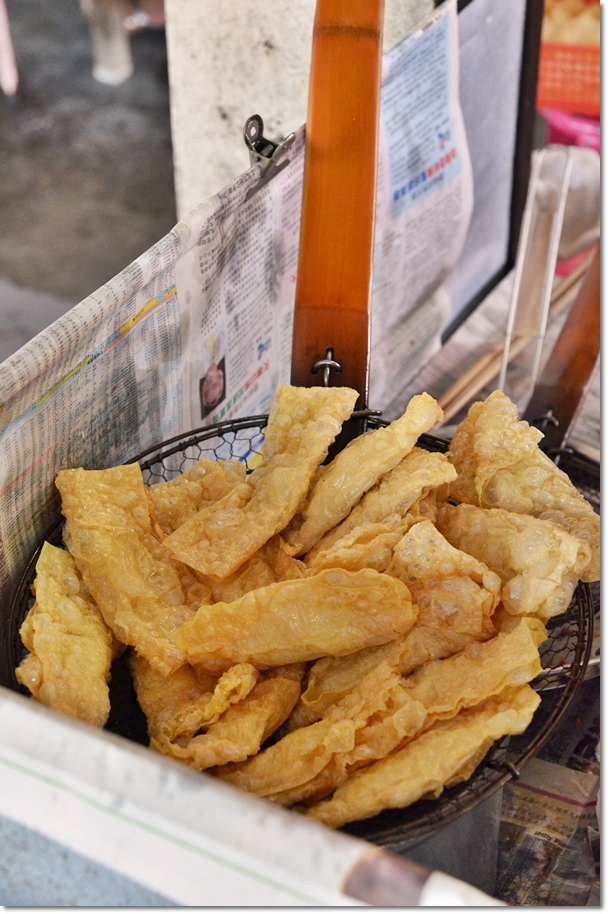 Fried Beancurd Sheets