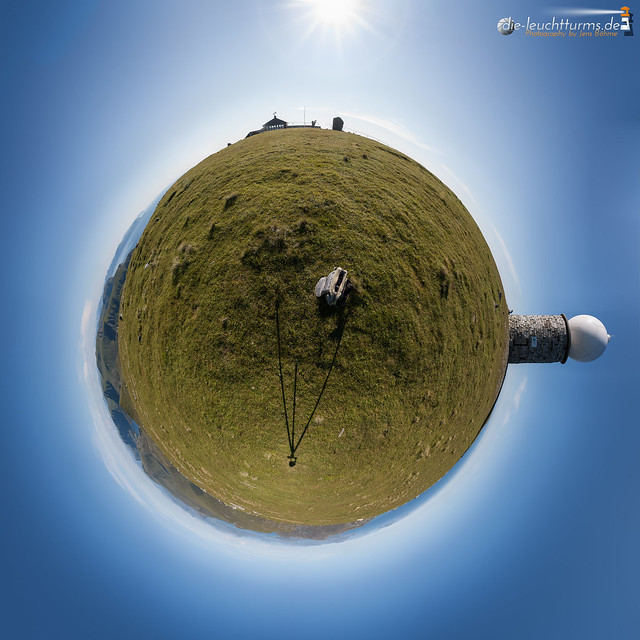 Westkap as little planet