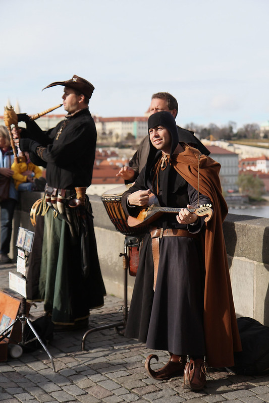 buskers-medieval