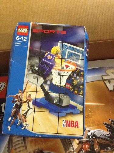 Lego NBA Sports 3548