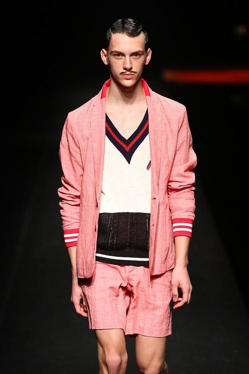 Dominik Sadoch3025_SS14 Tokyo yoshio kubo(Fashion Press)