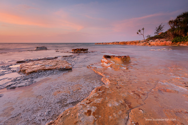 Nightcliff's golden passage