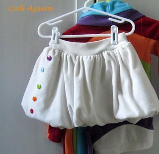 Call Ajaire Halloween Bimaa Rainbow skirt