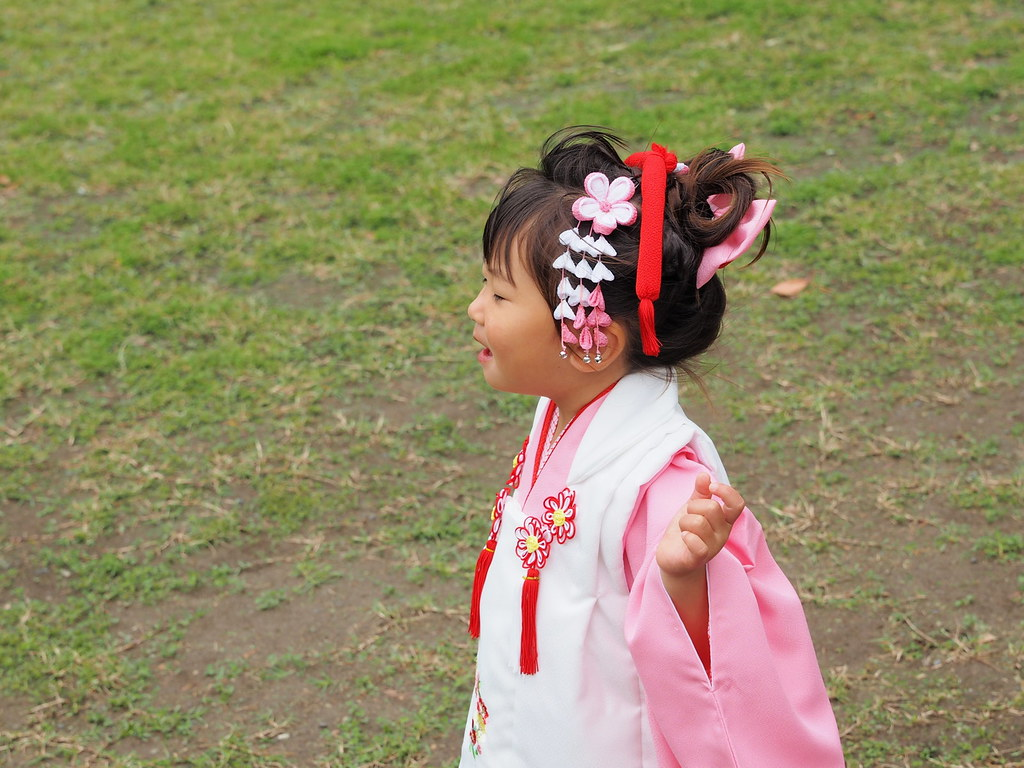 SHICHI-GO-SAN; the Seven-Five-Three-Festival
