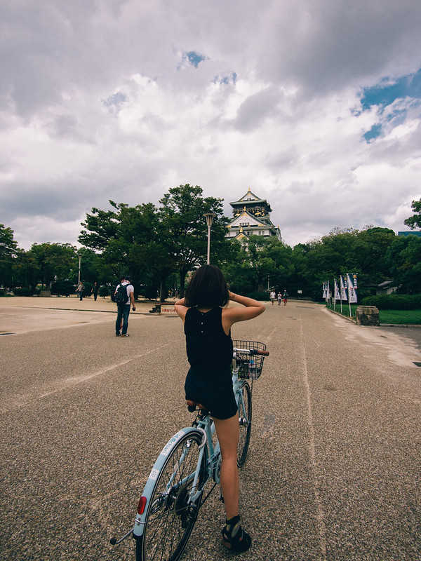 大阪漫遊 【單車地圖】<br>大阪旅遊單車遊記 大阪旅遊單車遊記 11003449023 332ef8fed3 c