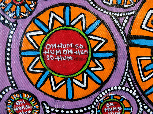 Decisions Mantra Mandala