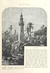 """British Library digitised image from page 97 of """"The Land of the Pharaohs ... Partly re-written by R. Lovett ... With a supplementary chapter on recent discoveries by Professor Flinders Petrie"""""""