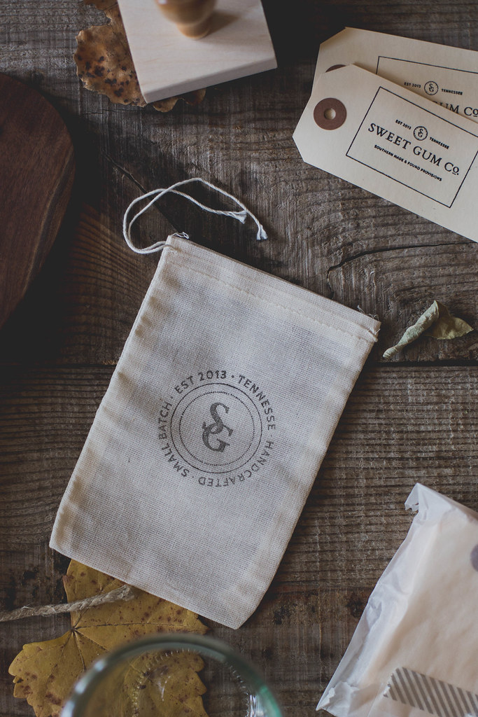 Sweet Gum. Co: southern made & found provisions