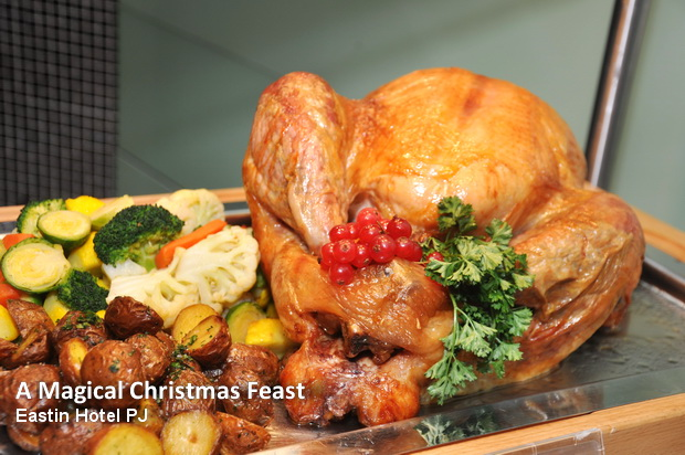 A Magical Christmas Feast Eastin Hotel